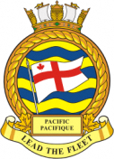 Canadian Pacific Naval Fleet Logo