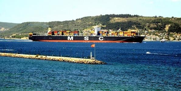 Maritime Shipping in Turkey