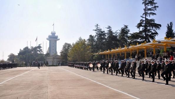 İTÜ Cumhuriyet Bayramı Kutlamaları tören alanı