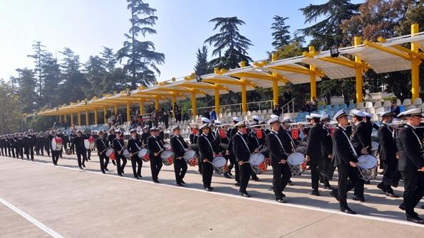 İTÜ Denizcilik Fakültesi Boru Trampet Takımı