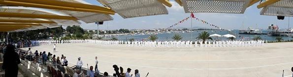 İTÜ Denizcilik Fakültesi Mezuniyet Töreni 2014