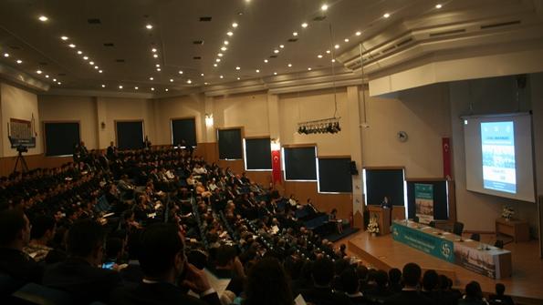 1. Ulusal Liman Kongresi Dokuz Eylül Üniversitesinde Düzenlendi