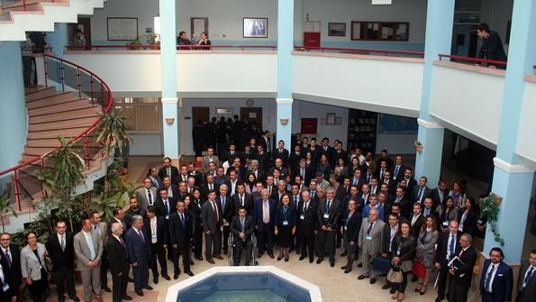 1. Ulusal Liman Kongresi Toplu Görüntü