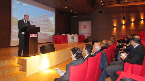 12. Uluslararası Makine Dairesi Simülatörleri konferansı (2)