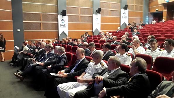 2. Türk Boğazları'nda Durumsal Farkındalık Sempozyumu