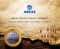 Arkas Deniz Tarihi Merkezi Simge