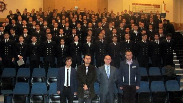 Beşiktaş Denizcilik DEÜ Kariyer Günleri - 4
