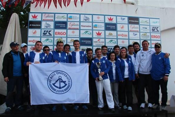Campus Cup Piri Reis Üniversitesi öğrencileri