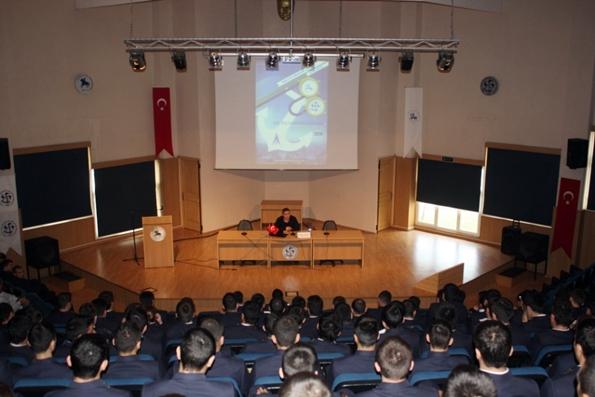 DEÜ Denizcilik Fakültesi Armona Denizcilik'i Ağırladı