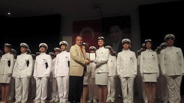 DEÜ Denizcilik Fakültesi Mezun Öğrenciler