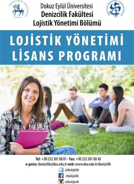 DEÜ Lojistik Yönetimi Lisans Programı
