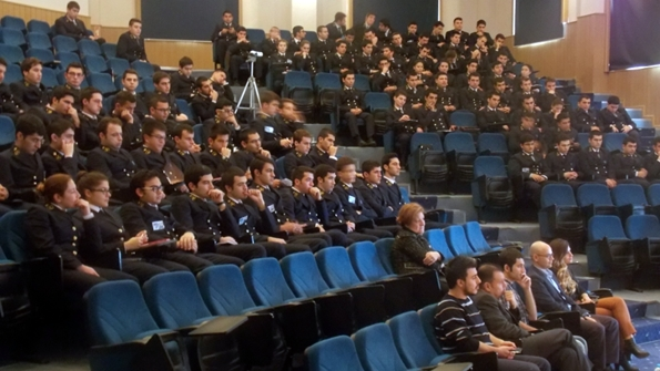 DTO İzmir Şubesi DEÜ Denizcilik Fakültesi'ndeydi