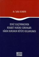 Deniz Ulaştırmasında Rekabet Hukuku Sorunları - Logo