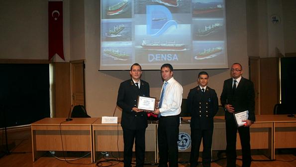 Densa Denizcilik DEÜ Kariyer Günlerinde-2