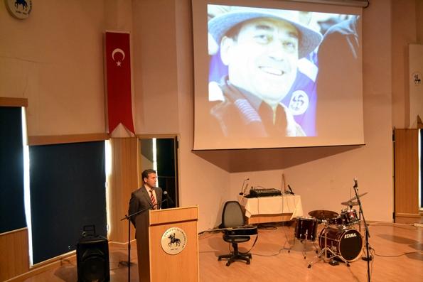 Dokuz Eylül Üniversitesi Denizcilik Fakültesi Öğrenci İşleri Şefi Ali Osman KARADAĞ