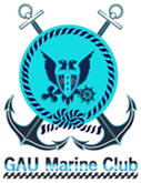 GAÜ Denizcilik Kulübü Logo