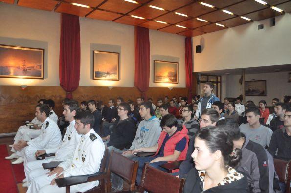 GEMİMO - Denizcilik Fakültesi Öğrencileri ile Buluştu 4