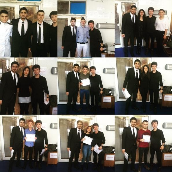 GençTümder'in Çaka Bey Toplantı Merkezi Açılışı Yapıldı