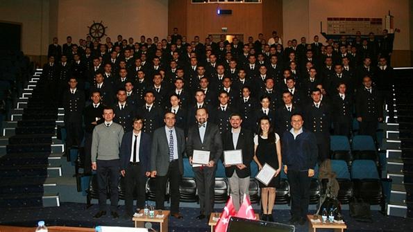 Genel Denizcilik DEÜ Kariyer Günlerindeydi 2013-4
