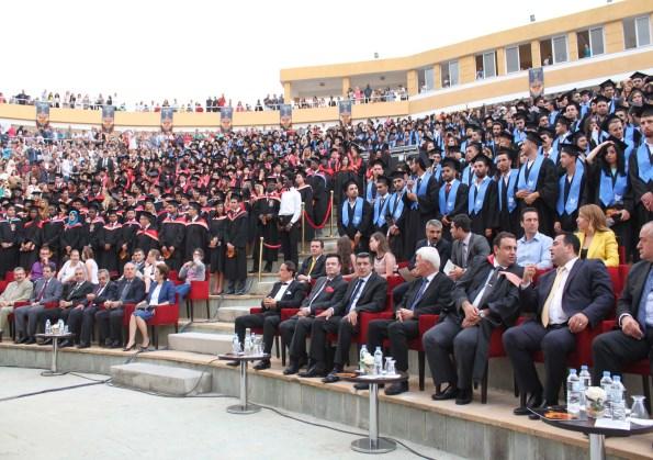 Girne Amerikan Üniversitesi Denizcilik ve Ulaştırma Yüksekokulu ilk mezunlarını verdi