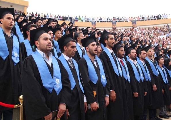 Girne Amerikan Üniversitesi Mezuniyet Töreni