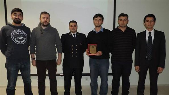 KTÜ DUİM Kariyer Günleri Densan Denizcilik Toplu Fotoğraf