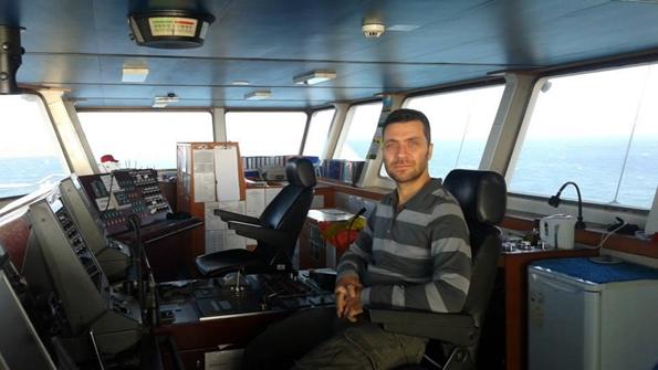 Kaptan Serkan Turan