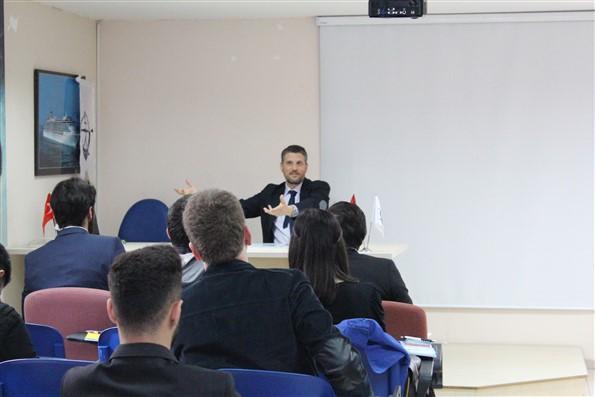 Kocaeli Üniversitesi Denizcilik Fakültesi 3. Kariyer Günleri