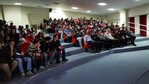 Kocaeli Üniversitesi Meslek Yüksekokulu'na GEDDAD Konuk Oldu