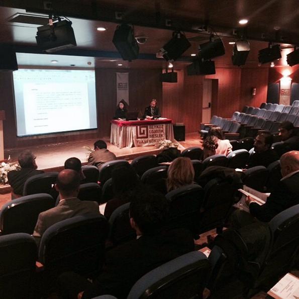 MYO Denizcilik Programları Çalışma Grubu Toplantısı