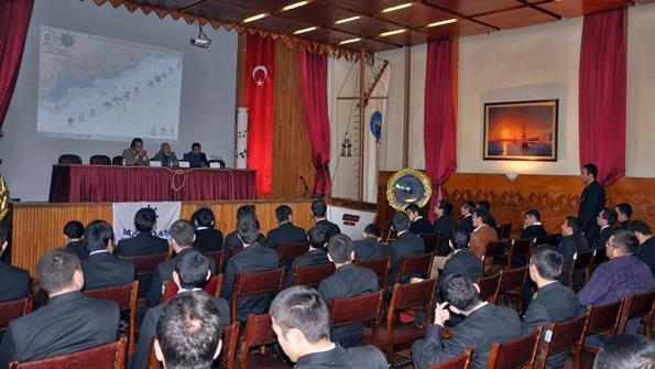 Mardaş Denizcilik İTÜ Kariyer Günlerinde 2013-1
