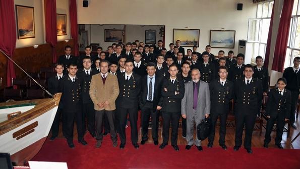 Mardaş Denizcilik İTÜ Kariyer Günlerinde 2013-3