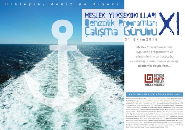 Meslek Yüksekokulları Denizcilik Programları Çalışma Grubu-XI