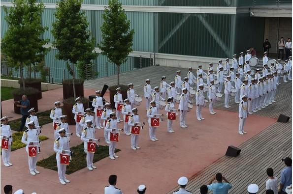 Piri Reis Üniversitesi Bando Takımı