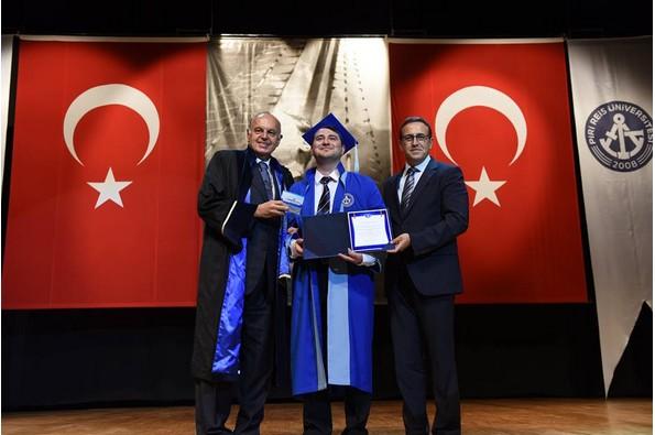Piri Reis Üniversitesi Diploma Töreni