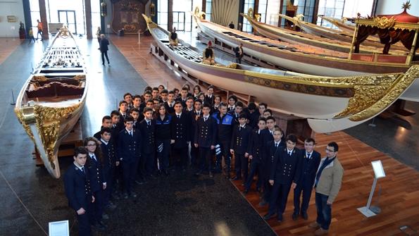 Piri Reis MTAL İstanbul Deniz Müzesi Toplu Fotoğraf Çekimi