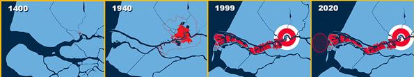 Rotterdam Limanı Gelişimi