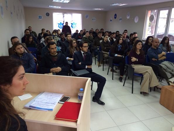 Sektör Günleri Öğrenciler ve Katılımcılar