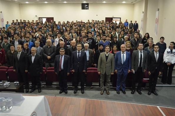 Uludağ Üniversitesi'nde Kruvaziyer Limanı Paneli
