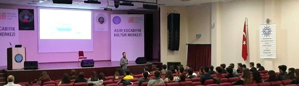 Uludağ Üniversitesi Gemlik Denizcilik Topluluğu İş'te Gelişim & Kişisel Gelişim Semineri Düzenlendi 1