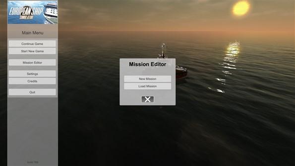 mission editor